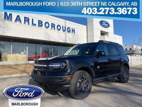 2021_Ford_Bronco Sport_Big Bend 4x4_ Calgary AB