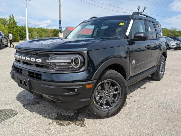 2021 Ford Bronco Sport Big Bend Essex ON