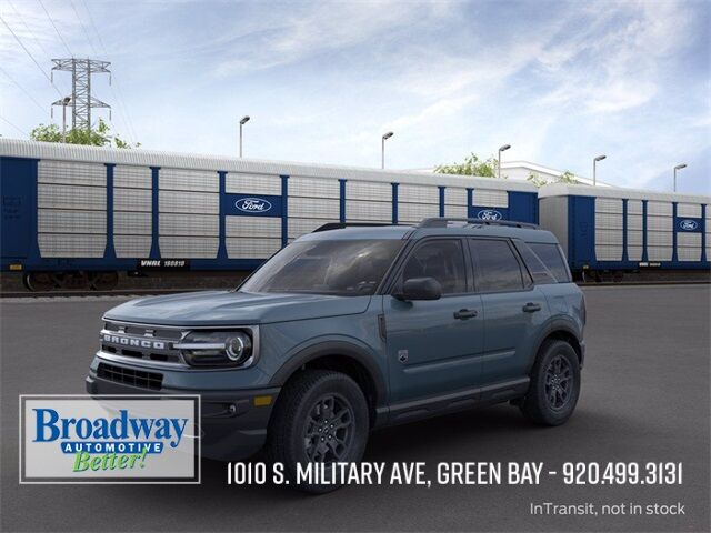 2021 Ford Bronco Sport Big Bend Green Bay WI