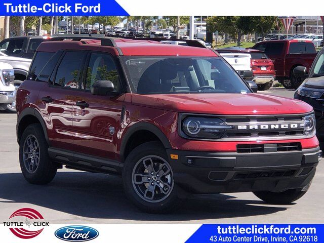 2021 Ford Bronco Sport Big Bend Irvine CA