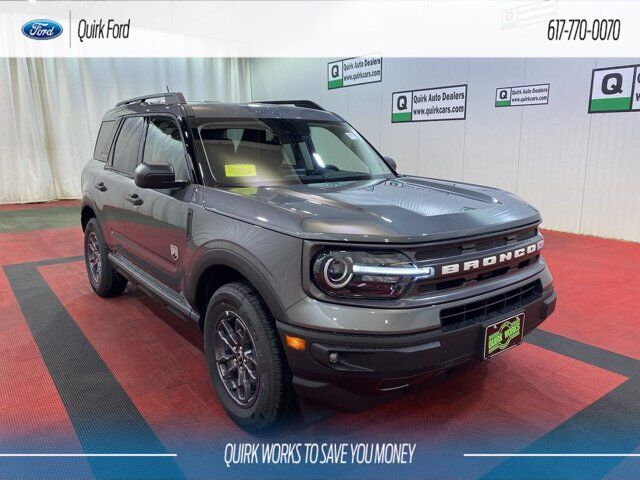 2021 Ford Bronco Sport Big Bend Quincy MA