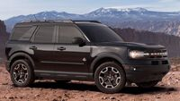 2021 Ford Bronco Sport OUTERBANKS - COMING SOON - RESERVE NOW