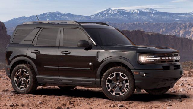 2021 Ford Bronco Sport OUTERBANKS - COMING SOON - RESERVE NOW Calgary AB