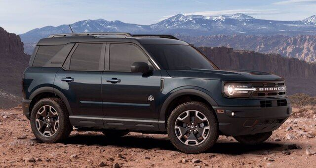2021 Ford Bronco Sport OUTERBANKS-COMING SOON-RESERVE NOW Calgary AB