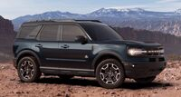 2021 Ford Bronco Sport OUTERBANKS-SOLD