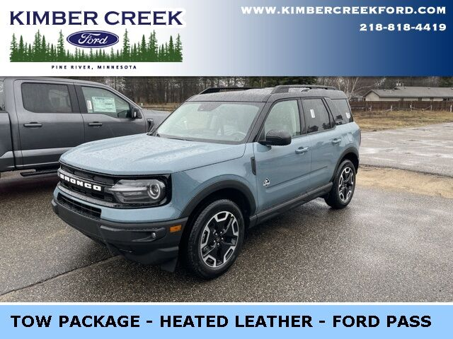 2021 Ford Bronco Sport Outer Banks Pine River MN