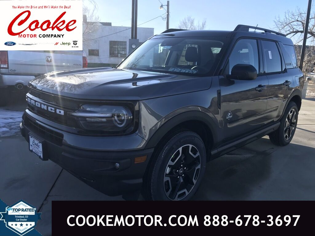 2021 Ford Bronco Sport Outer Banks Trinidad CO