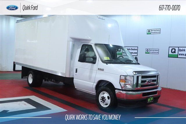 2021 Ford E-Series BASE ROCKPORT 16' ALUMINUM BODY Quincy MA