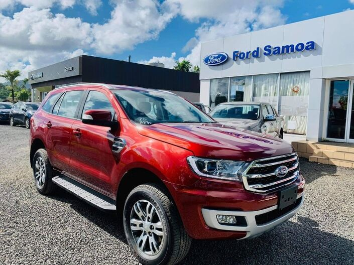 2021 Ford EVEREST TREND 3.2L DIESEL 4WD 6-SPEED AUTOMATIC TRANSMISSION  Vaitele