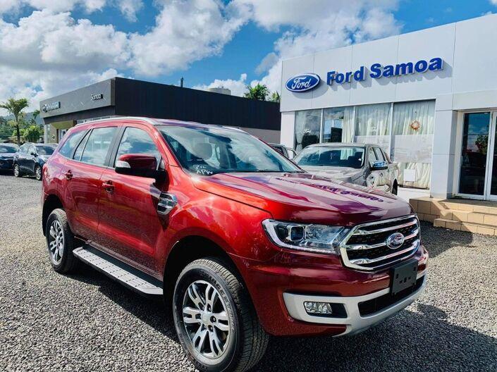 2021 Ford EVEREST TREND 3.2L DIESEL 4WD 6-SPEED AUTOMATIC TRANSMISSION 3.2L DIESEL 4WD 6AT Vaitele