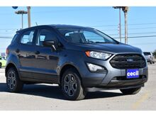 2021_Ford_EcoSport_S_  TX