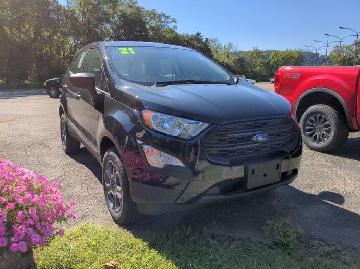 2021 Ford EcoSport S Owego NY