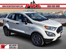 2021_Ford_EcoSport_S_ Pampa TX