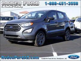 2021_Ford_EcoSport_S_ Phoenix AZ