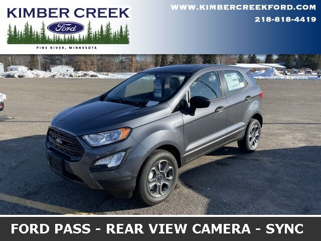 2021 Ford EcoSport S Pine River MN