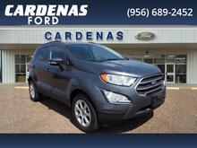2021_Ford_EcoSport_SE_ McAllen TX