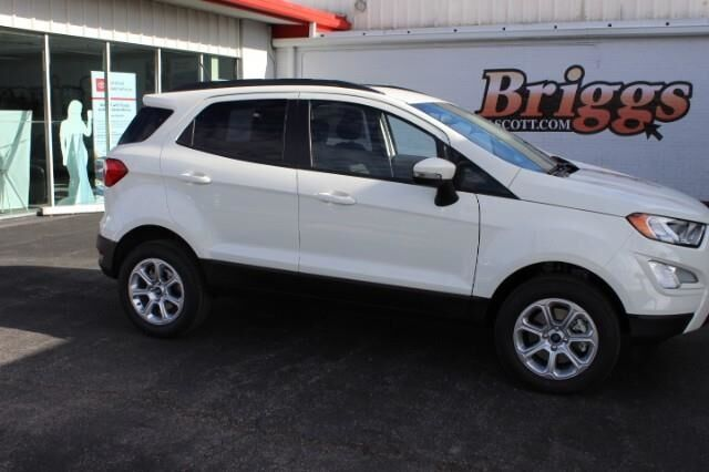2021 Ford EcoSport SE 4WD Fort Scott KS