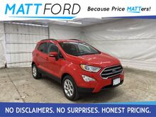 2021_Ford_EcoSport_SE_ Kansas City MO