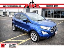 2021_Ford_EcoSport_SE_ Pampa TX