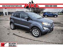 2021_Ford_EcoSport_SE_ Pampa TX