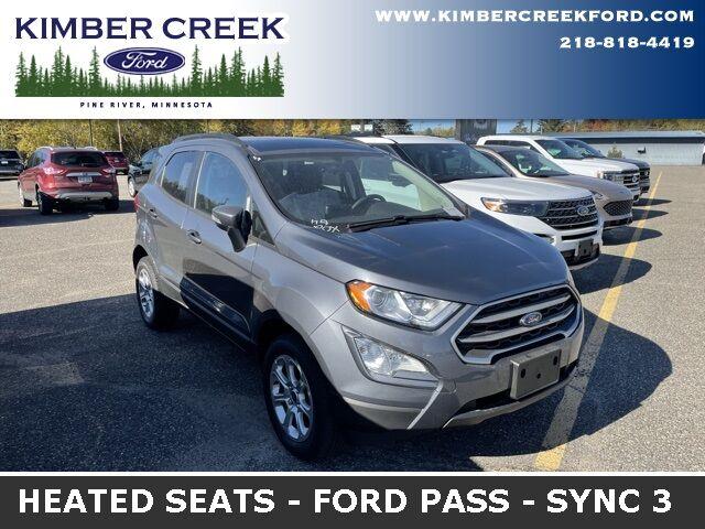 2021 Ford EcoSport SE Pine River MN