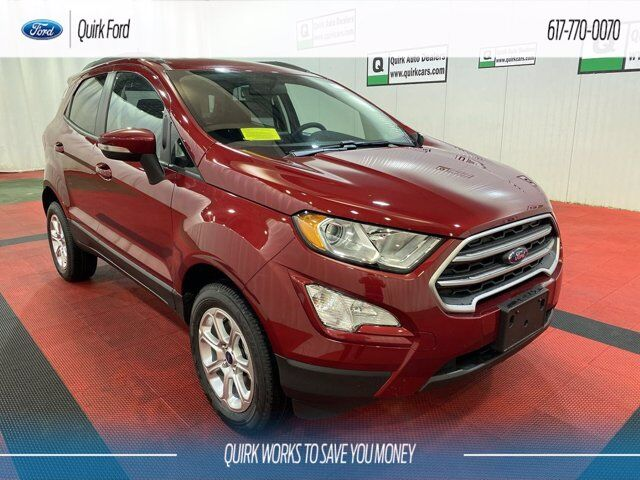 2021 Ford EcoSport SE Quincy MA