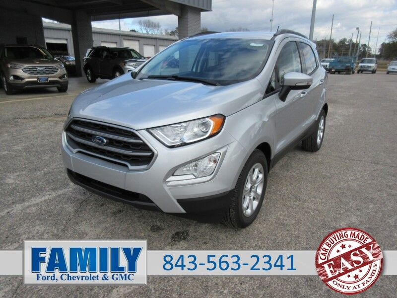 2021 Ford EcoSport SE St. George SC
