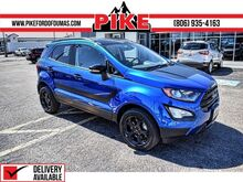 2021_Ford_EcoSport_SES_ Pampa TX