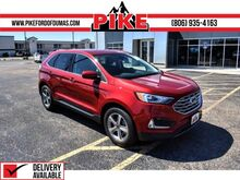 2021_Ford_Edge_SEL_ Pampa TX