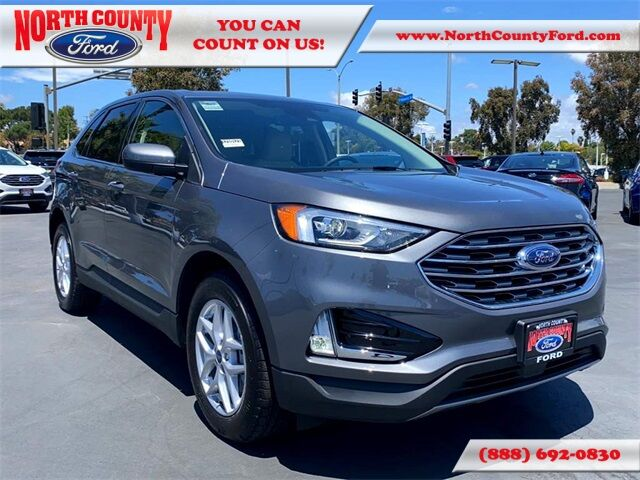 2021 Ford Edge SEL San Diego County CA