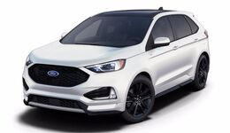 2021 Ford Edge ST Line - COMING SOON - RESERVE NOW