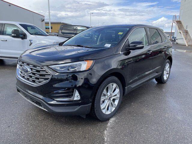 2021 Ford Edge Titanium Calgary AB