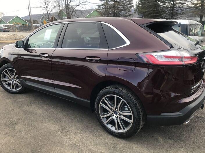 2021 Ford Edge Titanium Owego NY