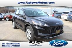 2021_Ford_Escape_S_ Milwaukee and Slinger WI