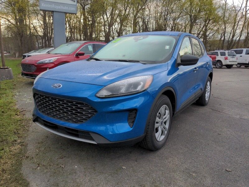 2021 Ford Escape S Owego NY