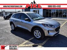 2021_Ford_Escape_S_ Pampa TX