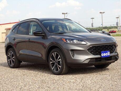 2021 Ford Escape SE  TX