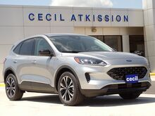 2021_Ford_Escape_SE Hybrid_  TX