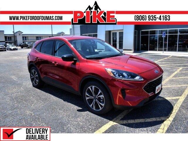 2021 Ford Escape SE Pampa TX