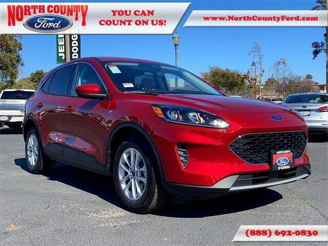 2021 Ford Escape SE San Diego County CA