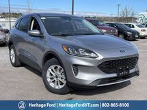 2021 Ford Escape SE South Burlington VT