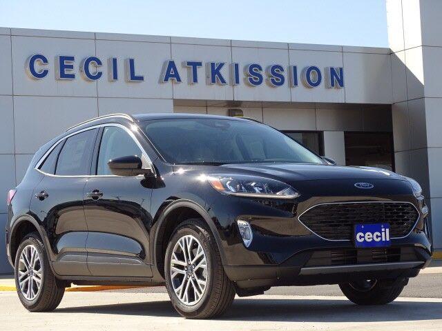 2021 Ford Escape SEL  TX