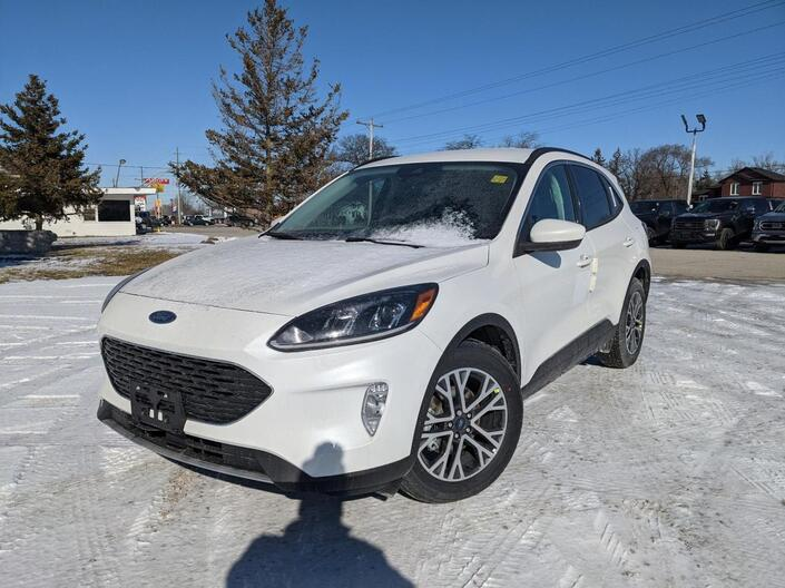 2021 Ford Escape SEL Essex ON