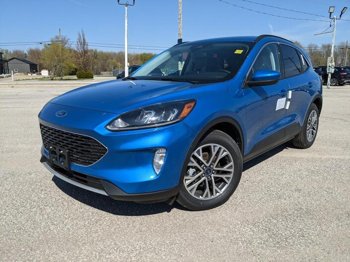 2021 Ford Escape SEL FWD Essex ON