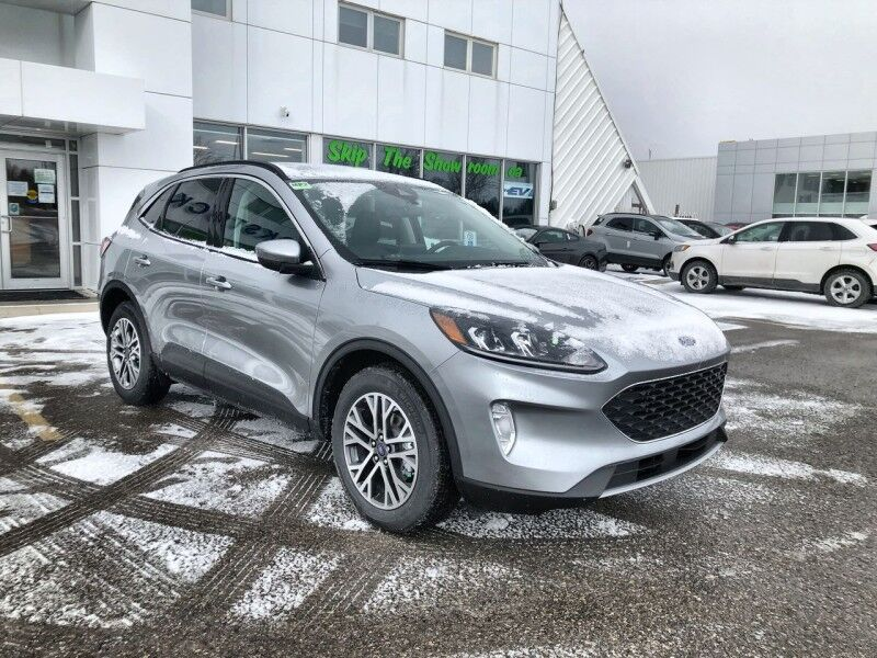 2021 Ford Escape SEL Hybrid Mono ON