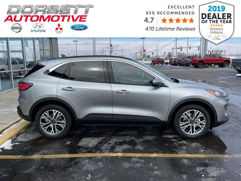 2021 Ford Escape SEL Marshall IL