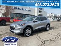 Ford Escape Titanium Hybrid AWD 2021