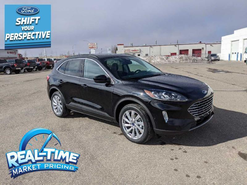 2021_Ford_Escape_Titanium Hybrid AWD_ Claresholm AB