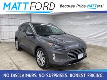 2021_Ford_Escape_Titanium Hybrid_ Kansas City MO