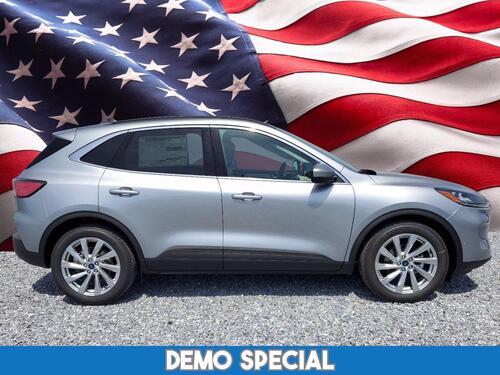 2021 Ford Escape Titanium Hybrid Tampa FL
